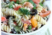 Pasta Salad Ideas / Refreshing, delicious pasta salad ideas