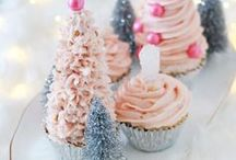 Christmas Baking / Christmas baking ideas and inspiration, from gingerbread houses to holiday cake and Christmas tree cupcakes.