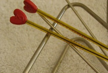 Knitting Needles / by Vintage Knitting