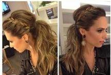 peinados y hairstyles