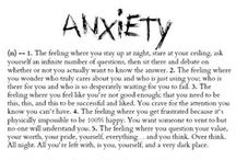 Anxiety / Resources for understanding and support for coping with concerns related to anxiety. / by Auburn Counseling