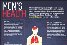 Men's Health / by Auburn Counseling