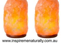 Himalayan Salt Products / Order at www.inspiremenaturally.com.au $15 Shipping  Australia Wide