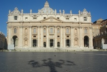 The Vatican - Conclave - New pope 2013 / Own ´Love Rome´-pictures starring places of the Conclave of 2013.