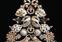 vintage jewelry decoration