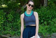 College Fashionista: Allie DeBor Summer 2014 / by Allie DeBor