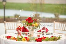 Wedding Reception Details / it's all about the details.