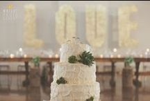 Cakes / cakes in all shapes, sizes, colors and textures that'll be sure to set your big day over the top!
