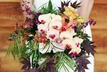 All Things Flowers / our favorite wedding accent piece.