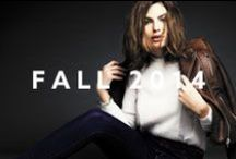 Fall 2014 / Inspired by the streets of London and New York City, Dynamite's fall collection redefines sexy for the cool, confident and effortless woman. Skip the fuss and get dressed to live in the moment. It's never too late to be brand new. This fall, we are Dynamite Redefined.
