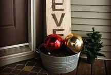 Cool ideas for Christmas / Christmas gift wrapping, gift ideas, decorating for christmas etc...