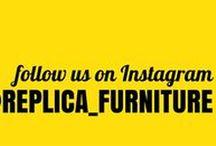 INSTAGRAM / Follow us on instagram @replica_furniture