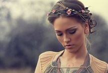 Boho life / Bohemian items. Clothes, jewelry, footwear, hairstyles, bags, macrame...hippie chic boho gypsy festival tribal bohemian style for free and spiritual spirits