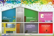 Everything about the home / Tips on house layout, decor, colour!