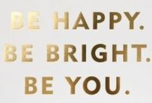 Brighten the day with motivational quotes / Motivational quotes that bring out the best in us!