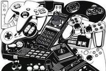 Geek & Pop Culture / Jeux que j'aime et auxquels j'aimerais jouer. Idées déco ect... en relation avec la culture geek Mes youtubeurs préférés Films....