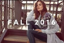 Fall 2016 / Key fall trends to wear, love & repeat!