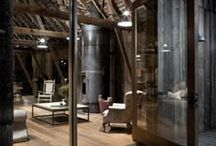 Studios / Workspaces / Lofts / Interiors / by Paul Cirigliano