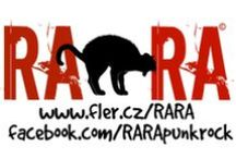 I´m RARA / www.fler.cz/rara or www.facebook.com/RARApunkrock