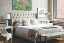 "INTERIORS & HOME DECOR / ""Where we love is home.""