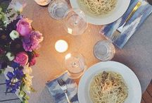 Dinner / Divine Dinners