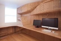 kantoor interieur - office interior