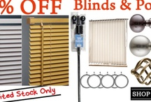 Blinds - 20% OFF / Discount Blinds, Discount Blackout Blinds, Discount Roller Blinds, Discount Vertical Blinds, Discount Venetian Blinds