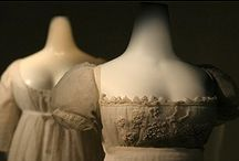 Costuming: Regency / Historical or replica of clothing & accessories of the Regency period, 1798-1820's / by Tana Reber
