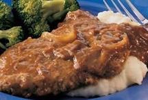Beef/Hamburger Recipes