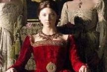 TV: The Tudors / TV-show about the life of Henry VIII Tudor. It features many good actors and wonderful costume design. It mostly get the historical facts right and I like that it doesn't sugar-coat the portrayal of Henry VIII. / by Trine Paulsen