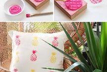 diy stamps / handmade diy stamps