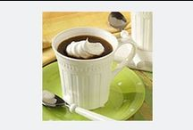 Hot Chocolate, Coffee and other Hot/Winter Drinks
