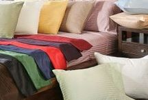 Decoration and Style / We have all the types of Bedding like Sheet sets, Duvet Cover sets, Fitted and Flat Sheets, Bed skirts, Round Beds, Comforter, and Curtains.