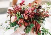 Pretty Petals / Flower inspiration for weddings, special events or just because!