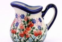 Polish pottery   Pitchers and Creamers / Share your passion for Polish pottery! We´ll be happy when you contribute to this board with related beautiful pins :) Do you have some beautiful pictures of your Polish pottery? Or have you found some new awesome decorations online? Spread the love! Please use the ADD ME Pin to request an INVITE :)