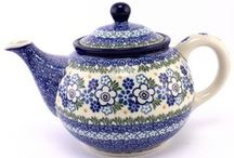 Polish pottery | Teapots / Share your passion for Polish pottery! We´ll be happy when you contribute to this board with related beautiful pins in good resolution only :) Do you have some beautiful pictures of your Polish pottery? Or have you found some new awesome decorations online? Spread the love! Please use the ADD ME Pin to request an INVITE :)