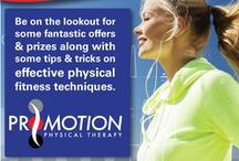 All Things Promotion / Here you'll find the latest Promotion Physical Therapy Updates. Stay tuned!