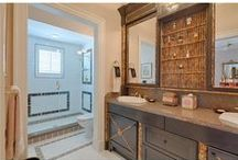 Bathrooms / A collection of great bathroom designs for your next Tampa Bay home.