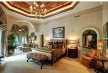 Master Suites / A collection of master suite designs for your next Tampa Bay home.
