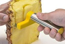 Kitchen Gadgets / Fun inventions that just might make things easier. Let's get gadgety!!