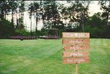 Lisa & Jake {August 2015} / Inspiration for Hart & Co. clients Lisa & Jake & their backyard August 2015 wedding.