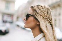 Hair, styles, colors, ideas