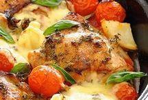 Chicken ,Duck,Turkey and Game