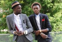 Men's Fashion / Gentleman's dress wear, accessories and grooming that interest me.