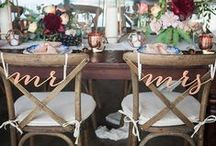 Copper & Rose Gold / Copper & rose gold inspiration for your wedding or event. Perfect metallic accent for any season.