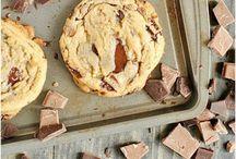 Cookies / Oppskrifter på forskjellige typer cookies