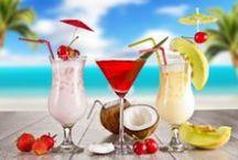 Cosas que comer en Vigo! / En verano hay muchas opciones para refrescarse en la playa, una de ellas son las bebidas energéticas.