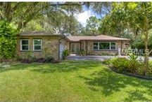 Temple Terrace Homes / A collection of things to do and homes for sale in the neighborhood of Temple Terrace, Fla.