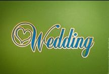 Laser cutting objects / Laser cutting and engraving, wedding, objects