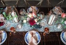 Hart & Co. Featured / A glimpse of Hart & Co.'s featured work...editorial + styled shoots